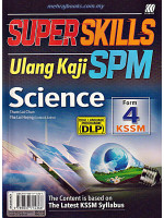 Super Skills Ulang Kaji SPM Science (DLP) Form 4 KSSM