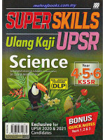 Super Skills Ulang Kaji UPSR Science Year  4-5-6 KSSR