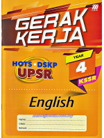 Gerak Kerja KSSR English Year 4