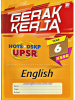 Gerak Kerja KSSR English Year 6