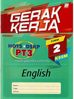 Gerak Kerja KSSM English Form 2