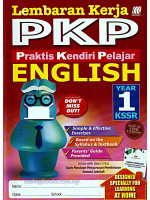 Lembaran Kerja PKP English Year 1 KSSR