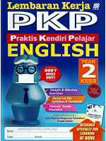 Lembaran Kerja PKP English Year 2 KSSR