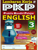 Lembaran Kerja PKP English Year 3 KSSR