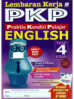 Lembaran Kerja PKP English Year 4 KSSR