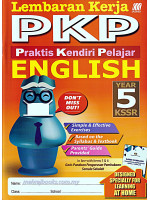 Lembaran Kerja PKP English Year 5 KSSR