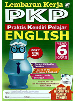 Lembaran Kerja PKP English Year 6 KSSR