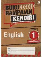 Buku Rampaian Kendiri English Year 1