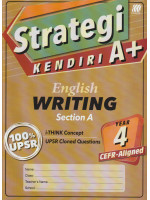 Strategi Kendiri A+ English Writing Section A Year 4