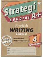 Strategi Kendiri A+ English Writing Section B Year 4