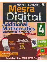 Modul Aktiviti Mesra Digital Additional Mathematics Form 4-Bilingual