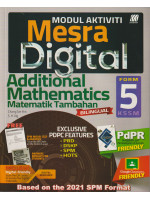 Modul Aktiviti Mesra Digital Additional Mathematics Form 5